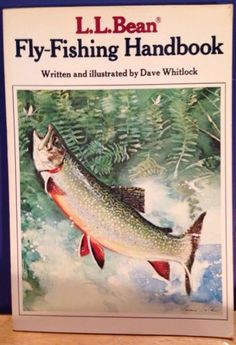 Fly tying and book on pinterest for Ll bean fishing