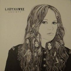 Ladyhawke Anxiety Vinyl LP