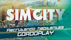 SimCity - Recrutando habitantes - Gordoplay