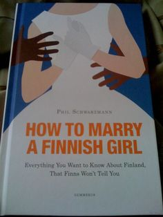 This book was a Christmas gift given to me from a friend who lives in Finland. I'm part Finnish so he thought I would get a kick out of this book and I loved it!