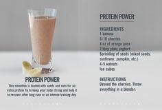 Protein Power!
