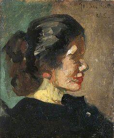 Walter Sickert - Ellen Heath 1896