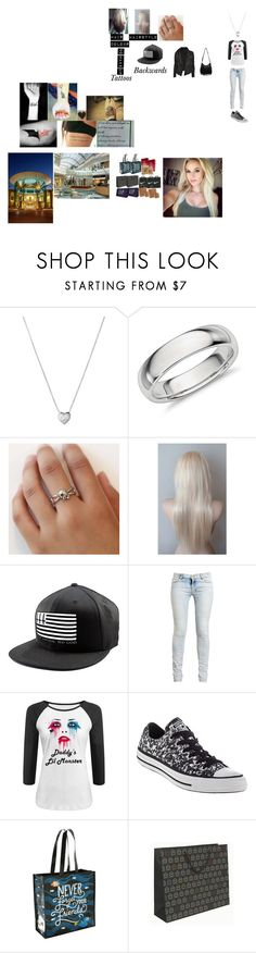 """""""Brianna~ Last Minute Gifts (December 2015)"""" by wwetnagirl ❤ liked on Polyvore featuring Links of London, Rick Owens, Ksubi, Converse, Disney, CO and C.R.A.F.T."""