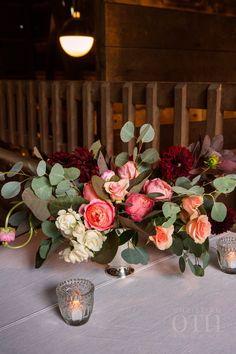 Warm + Rustic Upstate New York Fall Wedding