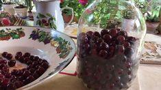 Gyümölcslikőr készült nálunk, most megmutatom, mi az én receptem - Egyszerű Gyors Receptek Vodka, Cherry, Pudding, Fruit, Food, Youtube, Custard Pudding, Essen, Puddings