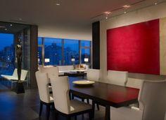 Luxury apartments/condos ;)