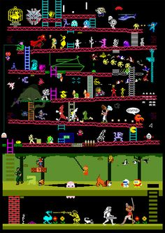 thechief0:  Classic Video And Arcade Games by Judan A mashup of over 50 games from the 80s from a variety of systems. How many games do you ...
