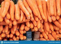 Organic Carrots Freshly Harvested On A Market Counter Stock Photo - Image of harvest, bazaar: 183751560 Tantanmen Ramen Recipe, Seonkyoung Longest, Ramen Recipes, Food Videos, Farmer, Counter, Harvest, Carrots, Organic