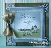 A Project by AngelicaTurner from our Stamping Cardmaking Galleries originally submitted 08/14/13 at 08:02 AM