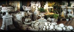 Artefact Design and Salvage in Sonoma Valley, Calfornia - have been there several times and it is an amazing place