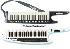 Roland Ax-Synth and AX1-B - owned both. Love love love!!!