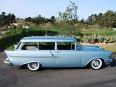 1957 Chevrolet 150 Handyman Station Wagon