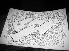 Birdie! Another doodle for a painting I'll eventually get to.  #tvtime #art  #artist #artwork  #doodle #scribble #kansascityart #kansascityartist #victorianart #watercolor #watercolorart #advertisingdesign #sketch #inprogress #artoftheday #artinspiration #artinprogress #artistsoninstagram #artforsale #tattooart #vintageinspiration #signart #lettering #inspiration #valentineart #valentinesday #valentines