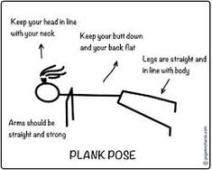 UPPER BODY - the 30 day plank challenge - Google Search