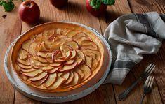 Jablková ruža Apple Pie, Peanut Butter, Desserts, Food, Basket, Tailgate Desserts, Deserts, Essen, Postres