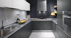 как просто отмыть кухню без бытовой химии