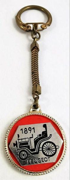 1940/'s 1950/'s 1960/'s FORD CREST EMBLEM LOGO VINTAGE KEYCHAIN KEYRING NEW PINK