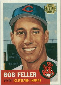 Find the best deal on Bob Feller autographed items for your collection of Sports, Baseball memorabilia. American Baseball League, American League, Old Baseball Cards, Baseball Stuff, Baseball Art, Baseball Classic, Pirates Baseball, Baseball Shoes, Football Cards