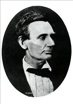 A wonderful Print Taken From An Old Photograph Of Abraham Lincoln - Circa 1860 by Unknown http://www.amazon.co.uk/dp/B00DSVQQAQ/ref=cm_sw_r_pi_dp_wGbtvb1MN1Z66