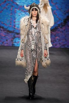 Anna Sui, Look #51