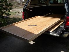 Truck Bed Slide Out Storage 65 Ideas Truck Bed Drawers, Truck Bed Storage, Van Storage, Bed With Drawers, Pickup Bed Camper, Truck Camper, Truck Bed Slide, Truck Bed Camping, Truck Interior Accessories
