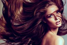 Seeking long beautiful styles like this. Clip On Hair Extensions can achieve it.