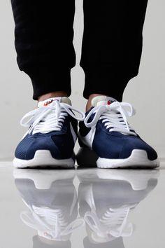 Twink outside sneakers