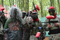 Oct 19 @ Outdoor Adventure Center  10am – 2pm; shoot one before they shoot you! Zombie Paintball Hunt is $10 to play & $20 if you need paintball gear. (Living Dead Zombies at paintball hunt). Bring your friends to help you; the more you have the safer you will be! Open to the public ages 10 and up. The Outdoor Adventure Center is located in Bldg. 2290 FLW K Road. 573 596-4223. www.fortleonardwoodmwr.com