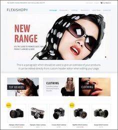 Flexishop 2 e-Commerce Theme