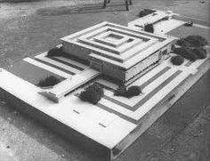 Le Corbusier and Pierre Jeanneret, Musée à croissance illimitée (project), 1939 Pierre Jeanneret, Architecture, Art Deco, Wood, Furniture, Home Decor, Berthier, Prince, Shots