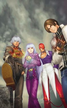 KOF (King Of Fighters)