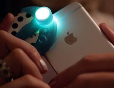 Moonlite – Bedtime Story Projector for Your Mobile Phone Phone Projector, Bedtime Stories, Cool Gadgets, Apple Tv, Remote, Smartphone, Ipad, Make It Yourself, Iphone