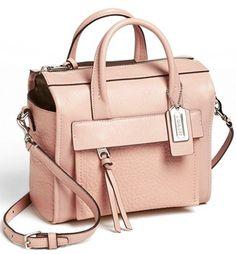 4cd31e86ddc1  Bleecker - Mini Riley  Leather Crossbody Bag