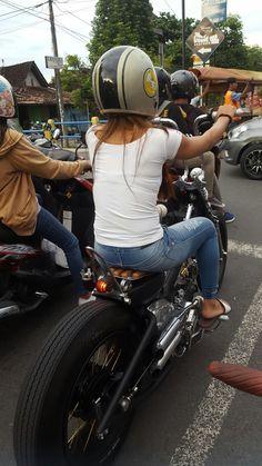 #streetcub Custom Moped, Custom Bikes, Custom Cars, Mini Chopper, Baby Bike, Honda Cub, Cafe Racer Girl, 50cc, Moto Style