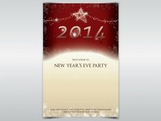 Happy new year 2014 calendar powerpoint templates is a beige and download free new year party invitation ppt backgrounds new year party invitation powerpoint templates is toneelgroepblik Images