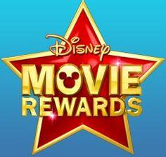 10 FREE Disney Movie Rewards Points