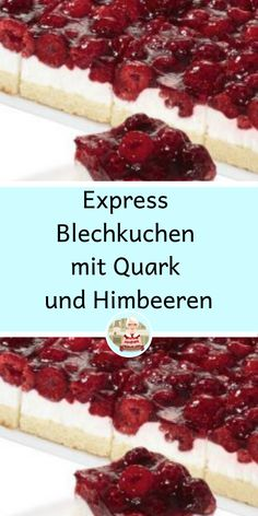 Gourmet Recipes, Baking Recipes, Snack Recipes, Snacks, German Baking, Eating For Weightloss, Plated Desserts, Food Items, Food Plating