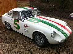 1965 Austin Healey Sprite Ashley GT Race Car Maintenance/restoration of old/vintage vehicles: the material for new cogs/casters/gears/pads could be cast polyamide which I (Cast polyamide) can produce. My contact: tatjana.alic@windowslive.com