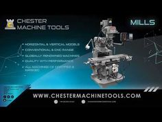 Chester Machine Tools Industrial Machines Presentation