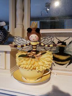 Fairy Dolls, Queen Bees, Fairies, Rose, Desserts, Cotton, Mermaids, Faeries, Tailgate Desserts