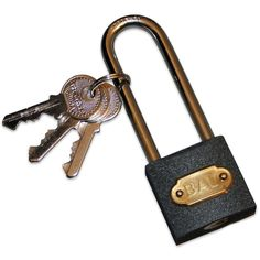 Bal Padlock for 28005 Tire Chock