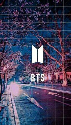 Kpop Wallpapers — BTS new logo lockscreens/ wallpapers like if you. Kpop Wallpapers — BTS new logo