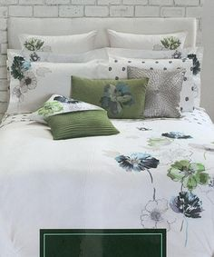 Take a look at this Hawaiian Flower King Bedding Set by Season's Collection on #zulily today!
