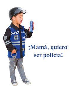 Disfraz de policía para niños y niñas d266575b5cde