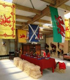 First Medieval Pony Party - Children's Pony Parties, Pony Rides, Pony Play Group & Horse Riding Tuition