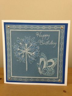 Hobbies And Crafts, Crafts To Make, Barbara Gray, Parchment Cards, Embroidery Patterns, Card Ideas, Card Making, Doodles, Paper Crafts