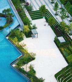 He Bin Hua Yuan | Landscape Architecture | Cicada