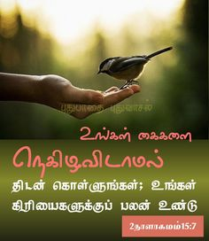 Tamil Bible Words, Bible Verse Wallpaper, Christians, Christian Quotes, Bible Verses, Decoupage, Life Quotes, Mens Fashion, Quotes About Life