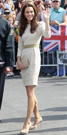 Kate Middleton's Most Memorable Outfits - July 5, 2011 - from InStyle.com