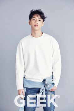 Ji Soo - Geek Magazine June Issue '15